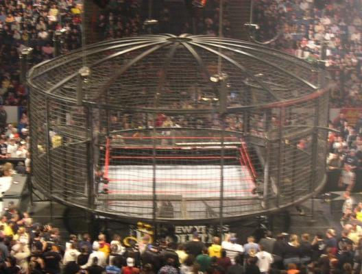 Show WWE de jon Elimination-chamber-match